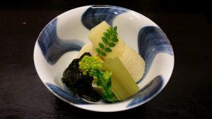 【竹の子づくしコース】7560円
